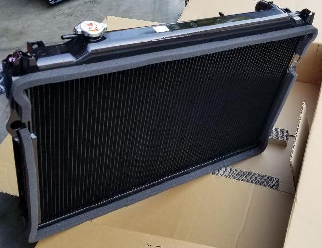 Genuine Toyota Radiator 1993-1997