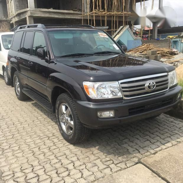 2006 Toyota Land Cruiser Parts
