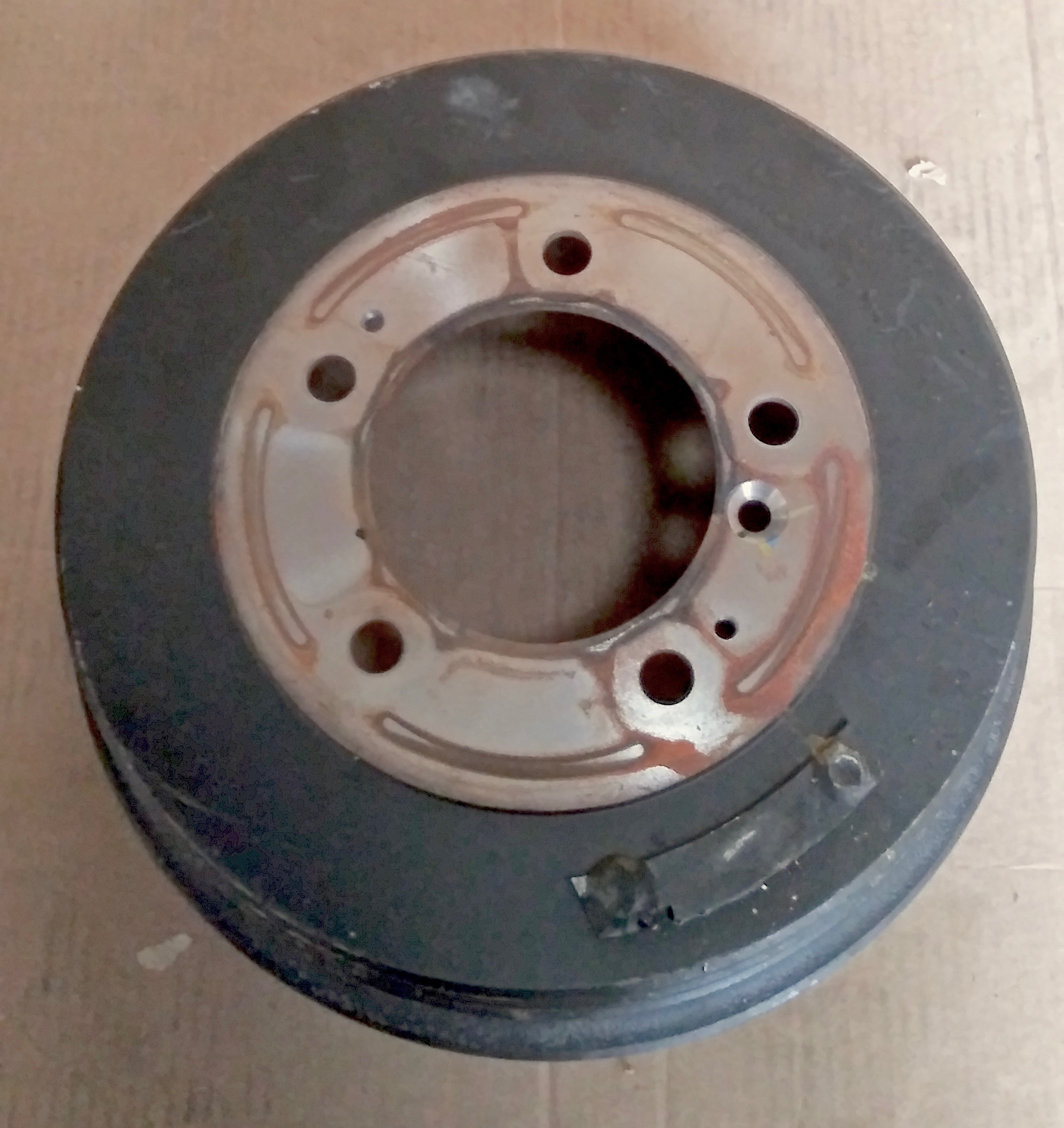 Rear Brake Drum for 07-Now 79 Series Cruisers
