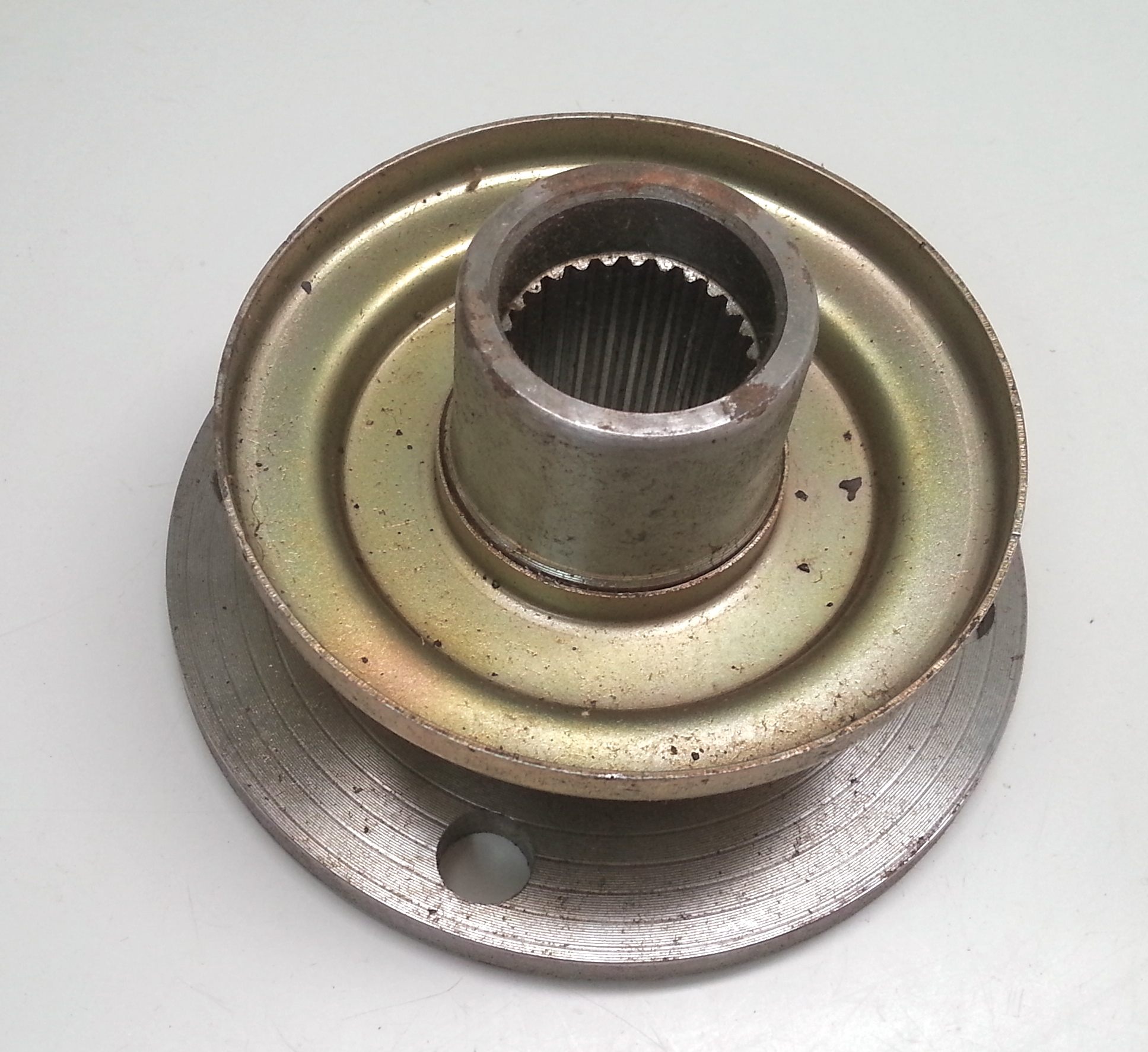Made In Japan Cruiserpartsnet Toyota Landcruiser Parts 1973 Land Cruiser Rear Drive Pinion Companion Flange For 78 84 40 55 Series