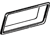 Cargo Window Weatherstrip