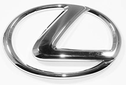 Grille Emblem for 96-97 Lexus LX450 Series