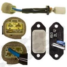 Blower Motor Resistor 1996-1997 Auto Air