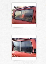 Sliding Cargo Window Set Upgrade 81-90 FJ60 & FJ62 Series