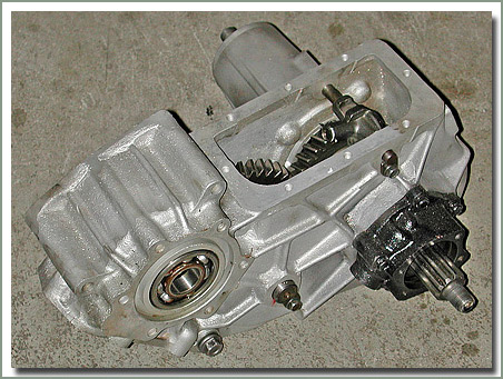 Transfer Case & Related Parts