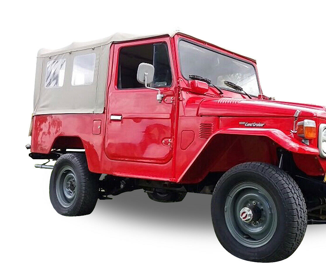 Factory Soft Top for FJ40